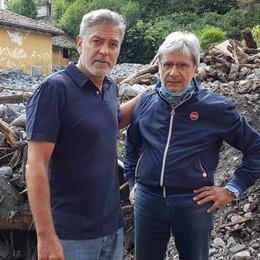 Laglio, il ritorno a sorpresa di Clooney  Atteso a Villa Oleandra con altri big