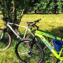 Lipomo, mountain bike pericolose  «A rischio le passeggiate nei boschi»