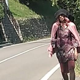 La donna scomparsa  ritrovata a Como   Tornerà in Germania